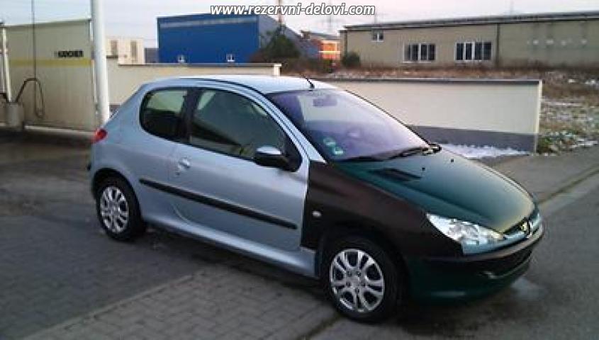Peugeot 306 Kompletan auto u delovima